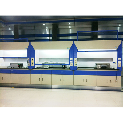 bench mounted fume hood